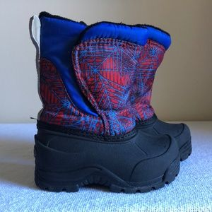 Northside Toddler Snow Boots, size 5